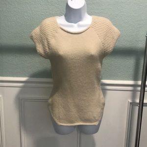 Zara wool blend fitted sweater